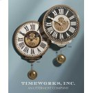 Vincenzo Bartolini Cream Wall Clock Product Image
