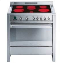Free-Standing Electric Opera Range, 36 , Stainless Steel