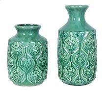 Tutor Rose Vases