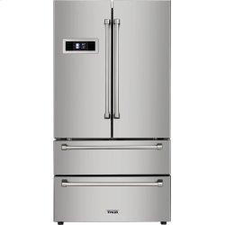 Stainless Steel French Door Refrigerator