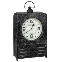 Patton Table Clock