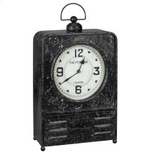 Patton Table Clock