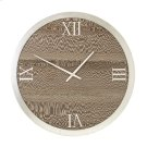 Spartan Wall Clock Product Image