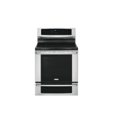 30'' Induction Freestanding Range with Induction Cooktop and IQ-Touch Controls