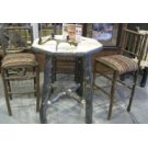 Country Pub Table & Hickory Chairs Product Image