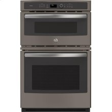 """GE Profile™ 27"""" Built-In Combination Convection Microwave/Convection Wall Oven"""
