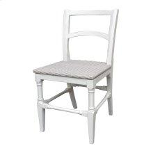 Island Side Chair - Wht