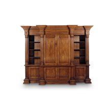 Grand Library Cabinet