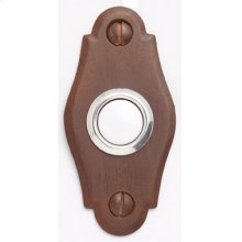 Bell Button Escutcheon
