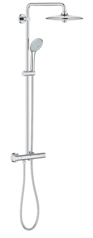 Euphoria System 260 Shower System with Thermostat for Wall Mount Product Image