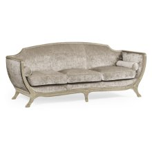 Empire Sofa - Country Sage & Velvet Calico