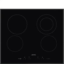 "60CM (24"") Ceramic Cooktop Black Glass"