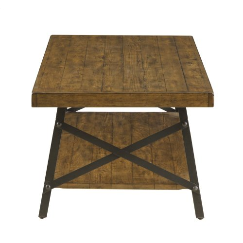 Emerald Home Chandler Cocktail Table Natural T100-00
