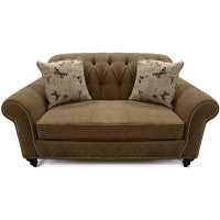 Stacy Loveseat with Nails 5736N Product Image