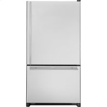 Cabinet-Depth Euro-Style Stainless Refrigerator  Refrigeration  Jenn-Air