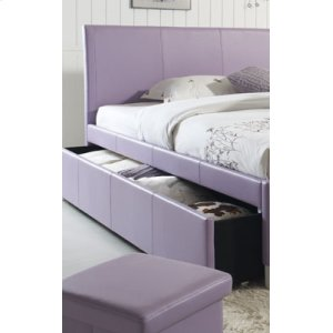 Lavender Uph Ftbd, Trundle Rails, 3/3