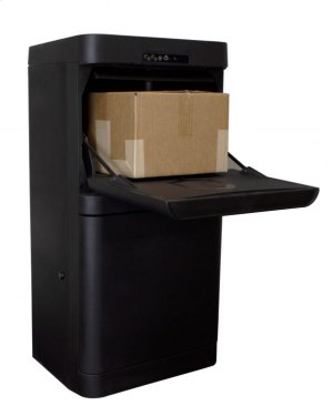 Parcel Guard: The Smart Mailbox (Black) Product Image