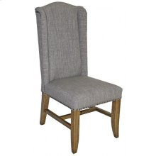 Tall Back Wing Side Chair