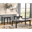 Signature Design by Ashley Maysville 3 Piece Occasional Table Set [FSD-TS3-43FM-GG] Product Image