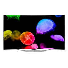 "Curved OLED 1080p Smart TV - 55"" Class (54.6"" Diag)"
