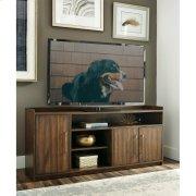 Dekker - 66-inch TV Console - Roasted Walnut Finish Product Image