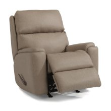 Rio Fabric Swivel Gliding Recliner