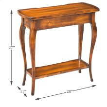 Old World Side Table