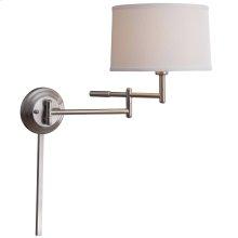 Theta - Wall Swing Arm Lamp