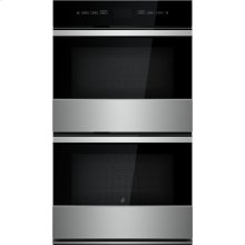 "NOIR 30"" Double Wall Oven with MultiMode® Convection System, NOIR"