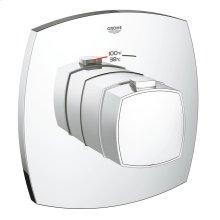 Grandera Custom Shower Thermostatic Trim with Control Module