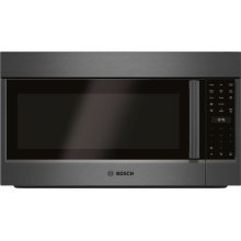 800 Series Built-In Microwave Oven Black stainless steel HMV8044C