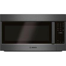 800 Series Built-In Microwave Oven Black stainless steel HMV8044C