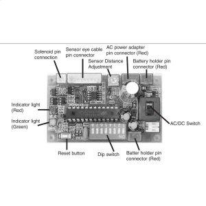 Commercial control module 8310 closet 1.28 Product Image