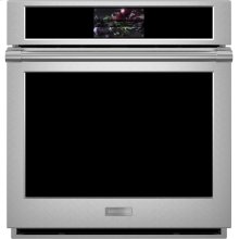 """Monogram 27"""" Electric Single Wall Oven Statement Collection - AVAILABLE EARLY 2020"""