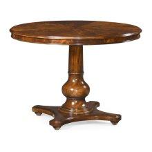 Breakfast Table in Antique Mahogany