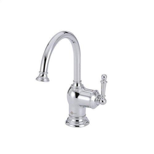 Iris Instant Hot Water Dispenser Faucet (F-H2300-Chrome)