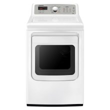 7.4 cu. ft. Electric Top Loading Steam Dryer