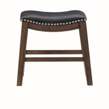18 Dining Stool, Black