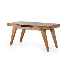 Nova Domus Soria Modern Walnut Desk