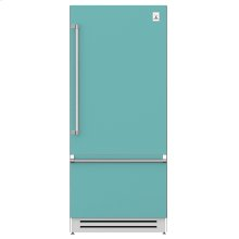 "36"" Bottom Mount, Bottom Compressor Refrigerator - KRB Series - Bora-bora"