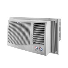Wispy Putty 17,800 BTU Cool / 15,000 BTU Heat In-Window Room Air Conditioner