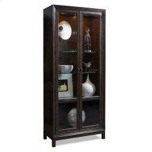 Jason Glass Door Cabinet