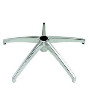 """Replacement Chair Base - 25"""" Aluminum Foot Base for Office Chair Product Image"""
