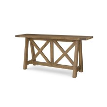 Marbella Small Tierra Console Table
