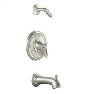 Brantford brushed nickel posi-temp® tub/shower Product Image