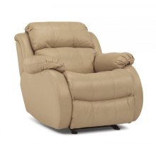 Brandon Leather Gliding Recliner