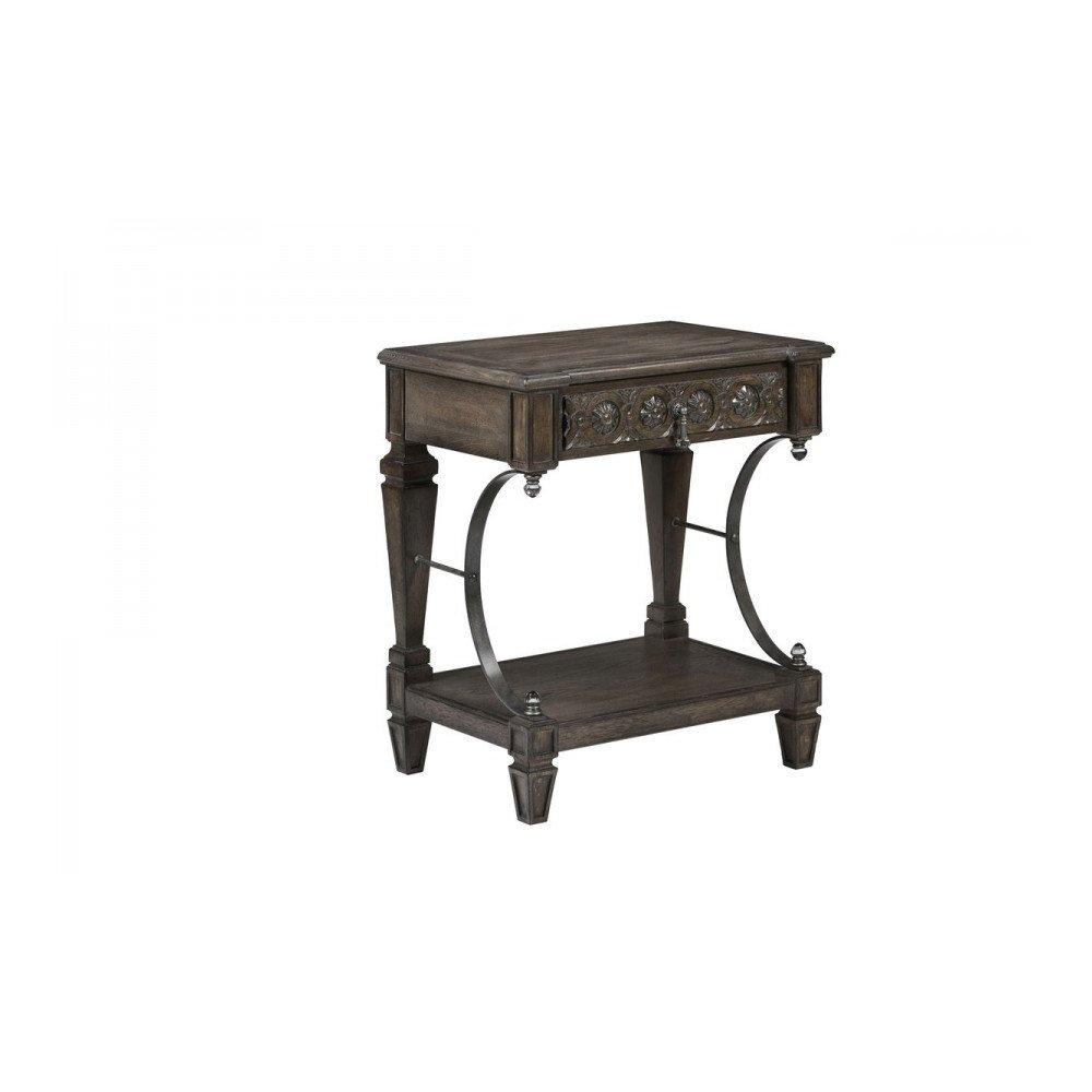 Vintage Salvage Gabriel Bedside Table