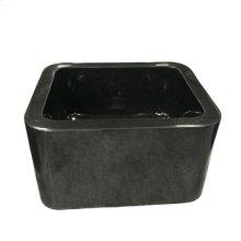 Abrams Single Bowl Granite Farmer Sink