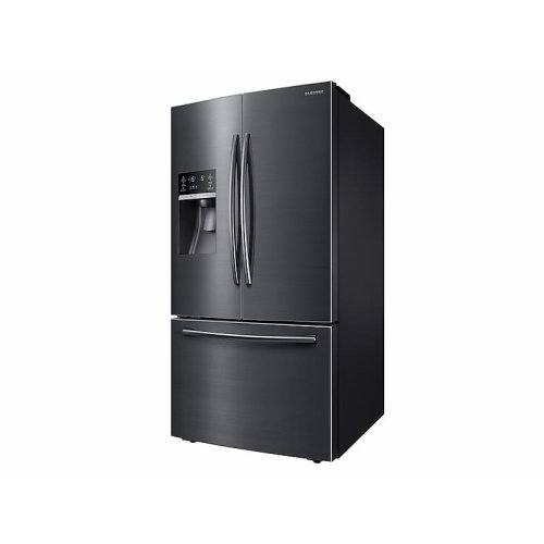 28 cu. ft. French Door Refrigerator with CoolSelect Pantry in Black Stainless Steel