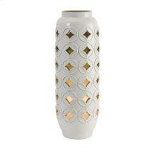 Calvinia Cutout Ceramic Lamp